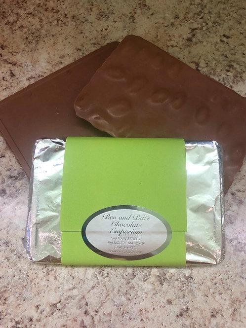 Large Chocolate Almond Bar