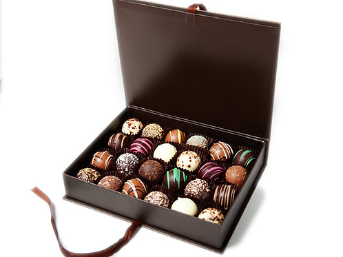 Gift Boxed Assorted Truffles