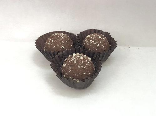 Mini Milk Cappuccino Truffles