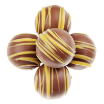 Mini Hazelnut Truffle