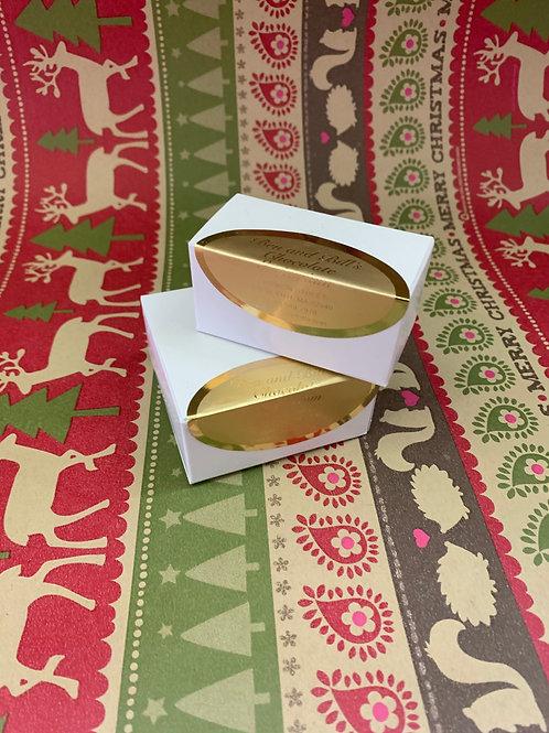 4 Piece Truffle Box