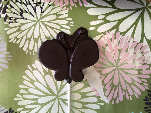 2 dimensional butterfly lollipop