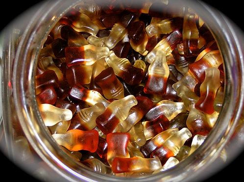 Gummy Cola bottles