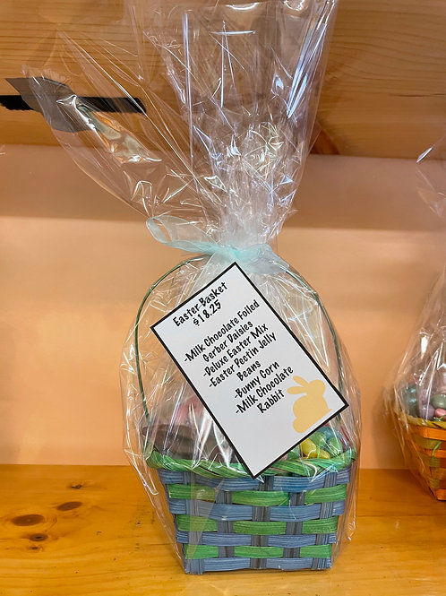 Small Square Easter Basket