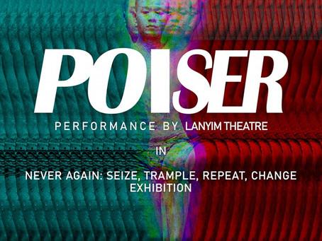 POISER โดย ลานยิ้มการละคร