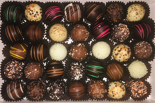 1 lb. mixed mini truffles