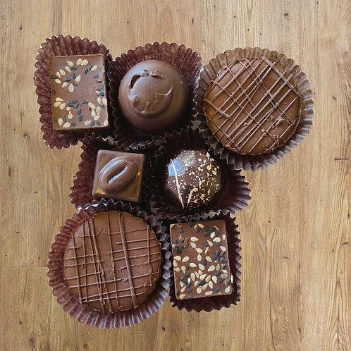 Assorted Vegan Chocolates
