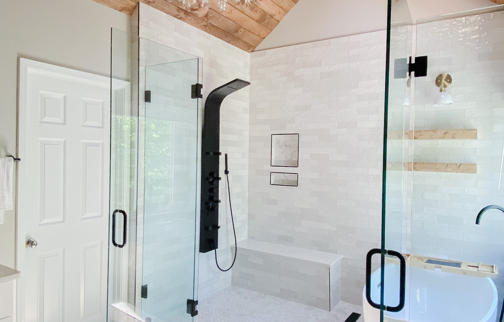 Bathroom Remodel Cumming