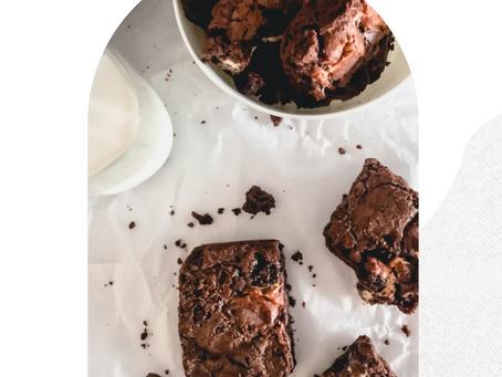 The Best + Easiest Brownie Recipe