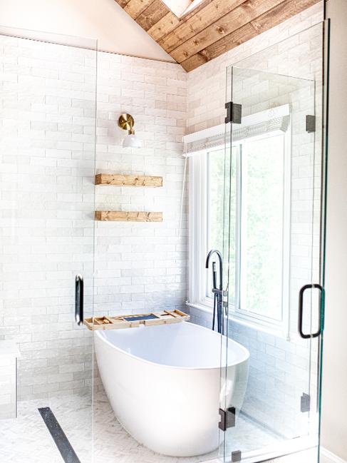 Master Bathroom remodel in roswell, Georgia