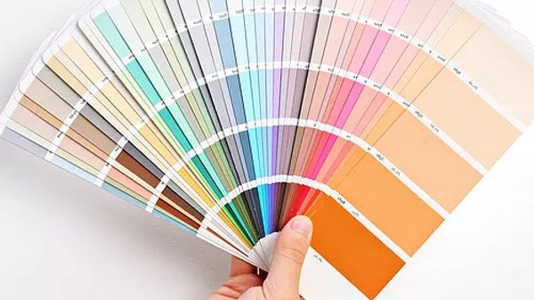 Interior Paint Color Consultation - Online