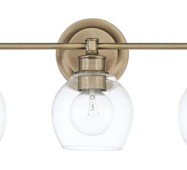 CAPITAL LIGHTING SCONCE FROM OVERSTOCK