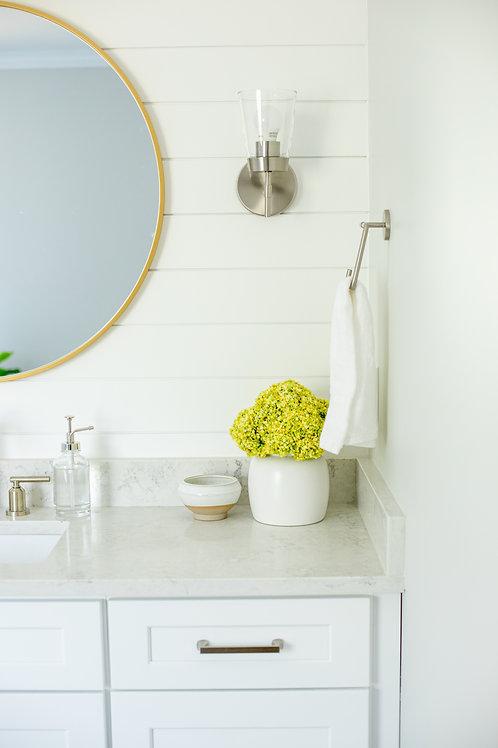 Bathroom Design - Materials