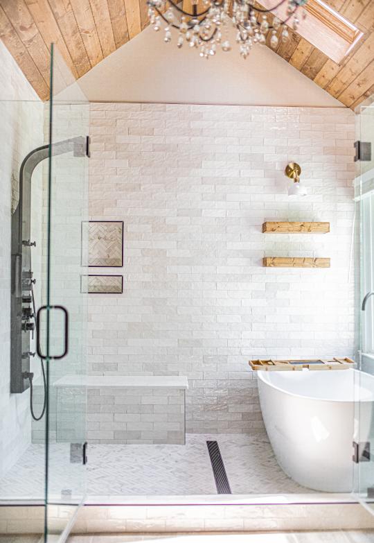 Bathroom Remodel Design Marietta, Georgia