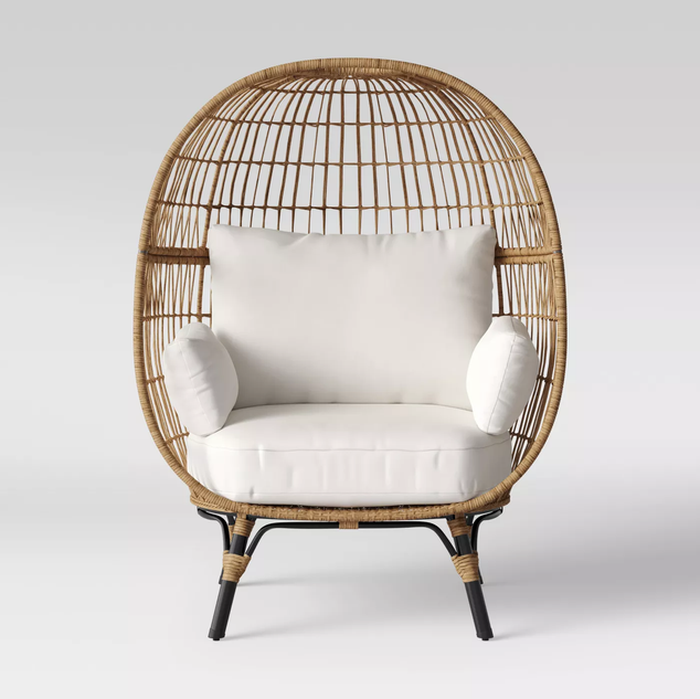 PATIO EGG CHAIR FROM TARGET