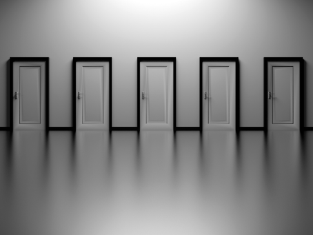 Just Open the Door!