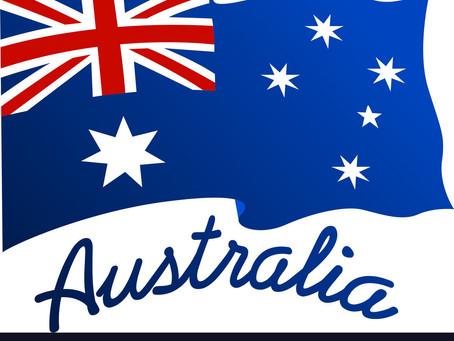 Australia the Shining Ones