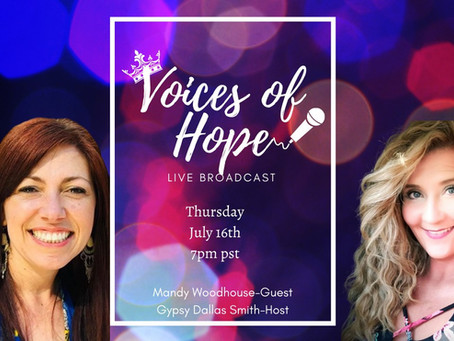 Voices of Hope with Gypsy Dallas Smith