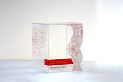 box pvc parfum