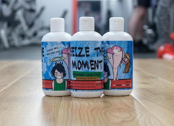 Seize the Moment - Scented Liquid Chalk - Ultimate Grip Enhancement