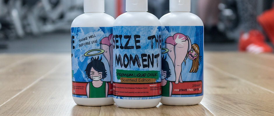 Seize the Moment - Scented Liquid Chalk - Ultimate Grip Enhancement
