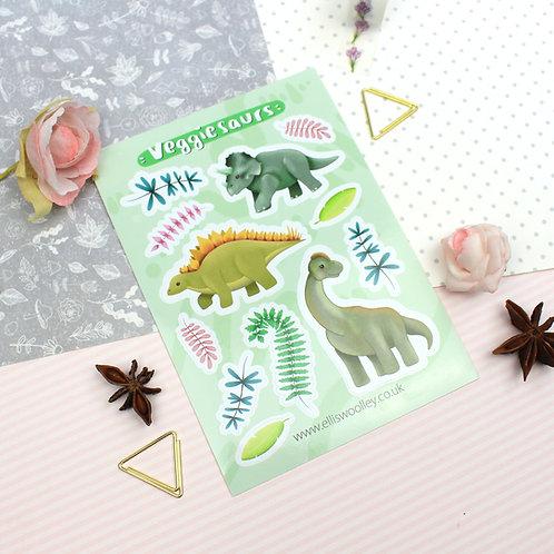 Dinosaurs Sticker Sheet