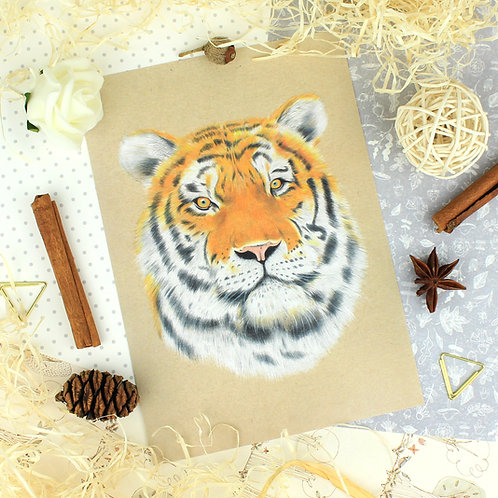 Tiger Print - Limited Edition