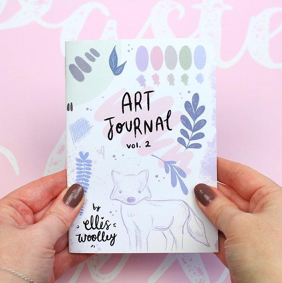 Art Journal Vol. 2 - Zine