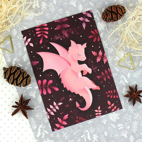 Dragon Mini Print