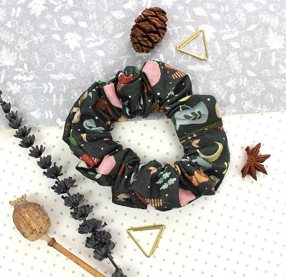 Witchy Design Scrunchie