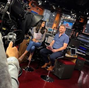 Pooja Handa & Bill Coulter