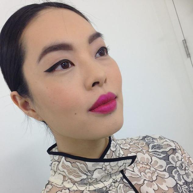 Samantha Leung of B&M Models