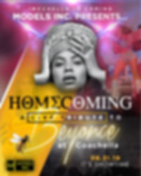 Models Inc. HOMECOMING Live tribute Show