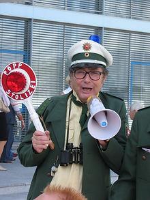 Comedy Polizei