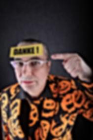 Ernst Haft Comedy Anfrage
