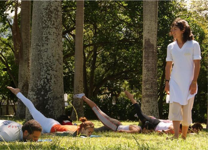 Yoga Al Aire Libre 2