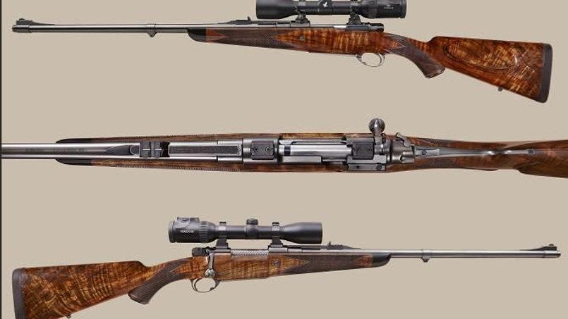 Custom Rifle Work