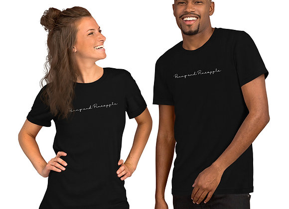 Penny and Pineapple Short-Sleeve Unisex T-Shirt