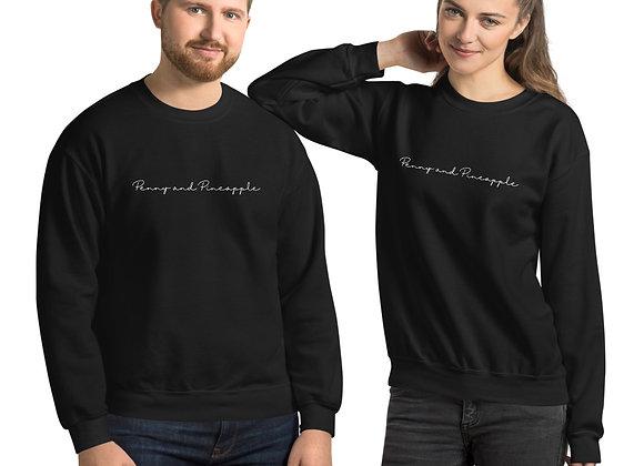Penny and Pineapple Unisex Sweatshirt