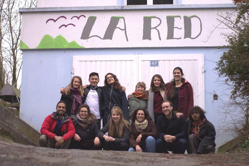 équipe de la RED