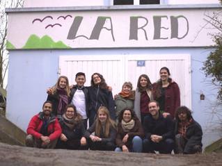 La Red reçoit le PRIX DU SOCIAL- PREIS FÜR SOZIALARBEIT geht an La Red