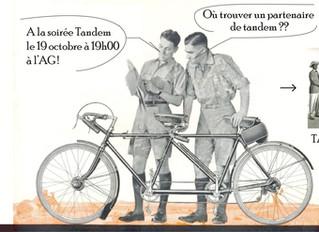 19.10.17 - Soirée TANDEM à l'Ancienne Gare