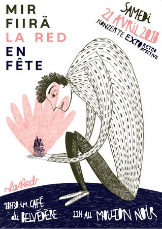 Retrospective La RED au Belvédère