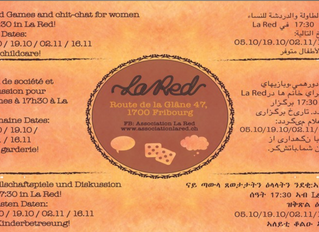 WORKSHOP pour femmes / für Frauen / for women à la RED
