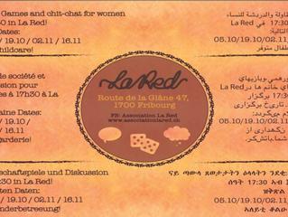 WORKSHOP pour femmes / für Frauen / for women à la RED