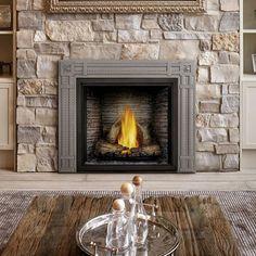 "Majestic Meridian 42"" Gas Fireplace"