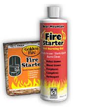 Goldenfire Fire Starter