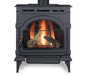 Eco Choice Oxford DV Gas Stove