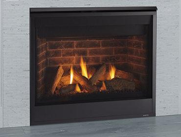"""Majestic Quartz 36"""" Gas Fireplace"""