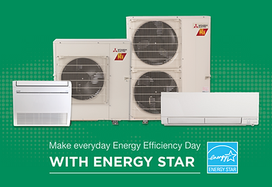 Mitsubishi Hyper MultiZone Ductless Unit
